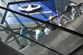 Aeropuertos Argentina 2000 piensa despedir a más de 200 empleados
