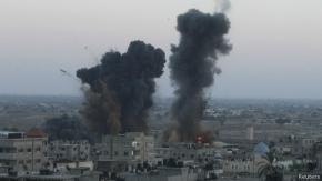 Al menos 60 palestinos muertos por ofensiva de Israel sobre Gaza