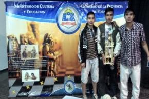 Alumnos de Tierra del Fuego fueron premiados en Torneo Nacional de Ajedrez en Formosa