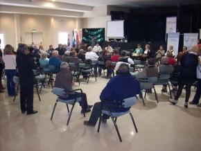 Amplia participación de Abuelos en el 8° Encuentro Argentino-Chileno