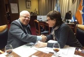 Amplio pesar por la muerte de Alejandro Betts, primer malvinense en tener DNI argentino