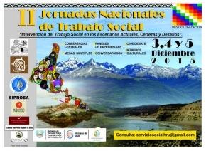 """Anuncian realización de las """"Segundas Jornadas Nacionales de Trabajo Social en Ushuaia"""""""