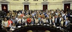 Aprobaron un nuevo cupo femenino de 50% para candidaturas nacionales
