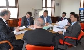 Araque participó de la selección del nuevo Juez de Primera Instancia Civil y Comercial N°2
