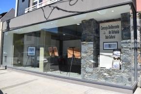 Arte x Arte: La nueva muestra inaugurada en la sala cultural del Concejo Deliberante
