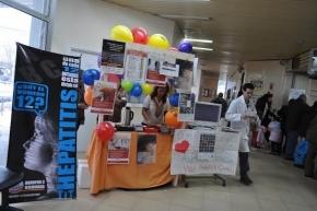 """Autoridades de Salud ponderaron """"exitoso"""" desarrollo de la campaña contra las Hepatitis virales"""