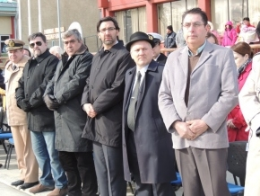 Autoridades provinciales participaron de los festejos patrios de Chile en Puerto Williams