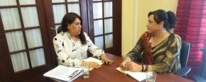 Autoridades provinciales y nacionales de Diversidad trabajan en la incorporación de modificaciones en el próximo Censo Nacional