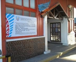 Avanzan los trabajos de ampliación en el Paso Fronterizo San Sebastián
