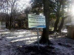 Barrancas del Pipo: La Municipalidad recuperó dos hectáreas ocupadas irregularmente