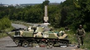 ¿Batalla decisiva? Kiev fuerza el retiro de rebeldes prorrusos de Sloviansk