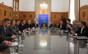 Bertone acordó con Nación un aumento máximo de 500% en la tarifa de gas