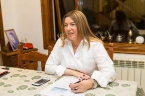 """Bertone desconoce proyectos de Ríos: """"Nunca se trató la crisis del sistema previsional"""""""