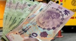 Bertone firmó decreto de pago de aguinaldo y bono de fin de año en dos cuotas