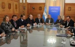 Bertone presentó un escrito ante el ministro Aranguren por el aumento en las tarifas de servicios públicos