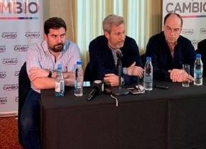 """Blanco y Frigerio piden acondicionar el Rompehielos """"Almirante Irizar"""" para que funcione como buque hospital"""