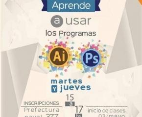 Brindarán cursos de diseño gráfico para jóvenes de Río Grande