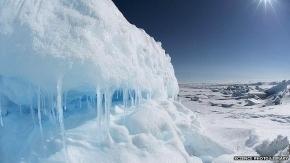 Canadá busca extender su frontera en el Océano Ártico