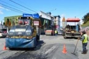 Casco Céntrico: La Municipalidad avanza con la repavimentación