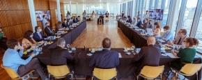 Castiglione asistió en Buenos Aires del Consejo Federal de Ministros de la Producción