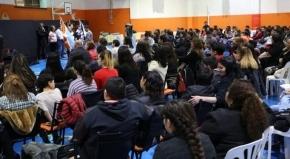 Celebraron el primer aniversario de los bachilleratos promovidos por el Municipio de Río Grande