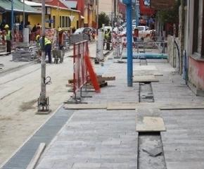 Centro Comercial a Cielo Abierto: Ya se percibe la nueva imagen del centro de la ciudad