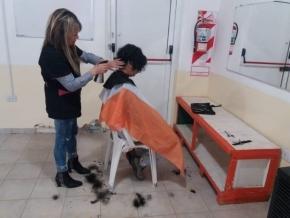 Centros comunitarios de Río Grande: Continúan los cortes de cabello gratuitos