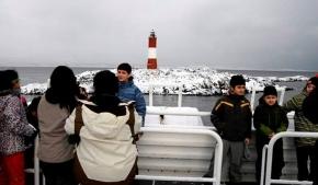 Chicos de la provincia disfrutaron de actividades turísticas en Ushuaia