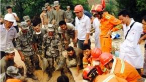 China: cifra oficial de muertos por terremoto supera los 500