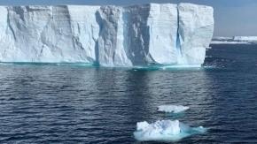 Científicos alertan sobre el aumento del nivel del mar por derretimiento del glaciar Denman en Antártida oriental