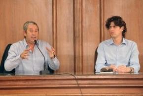 """Cobos y Lousteau propusieron un esquema de """"corrupción cero"""""""