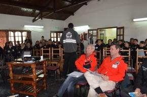 Comenzó el I Seminario de Capacitación en Seguridad Vial, Accidentologia y Transporte