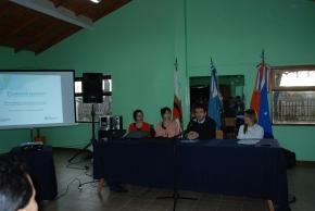 Comenzaron las Jornadas de Capacitación Económico-Financiera en Gestión Integral de Residuos Sólidos Urbanos
