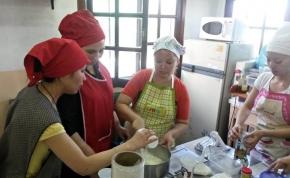 Comenzaron los Talleres de Cocina temática municipales