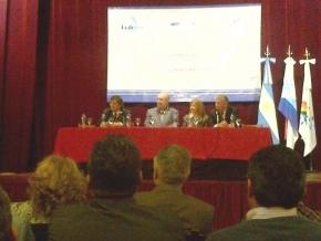 Comitiva fueguina participó de Seminario de la FEDETUR en Buenos Aires
