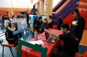 Con gran participación de niños se llevó a cabo la Kermesse Educativa de la Dirección Municipal de Tránsito