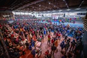 Con la participación de más 8 mil vecinos, concluyeron los Carnavales del Fin del Mundo