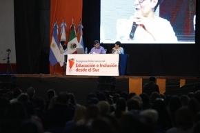 """Con las disertaciones de Ángel Díaz Barriga y Alberto Sileoni concluyó el 2do. Congreso Internacional """"Educación e Inclusión desde el Sur"""""""