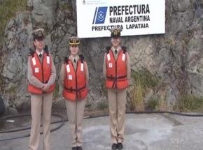 Concejales reconocerán a mujeres navales que custodian Canal Beagle