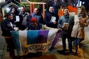 Concertación Fueguina pide no votar en blanco en las elecciones del 16 de junio