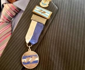 Condecoraron a 23 pilotos que realizaron misiones secretas durante la guerra de Malvinas