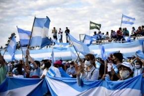 Contra la reforma judicial y la crisis económica: se esperan fuertes protestas contra el Gobierno nacional en el Banderazo del 17A