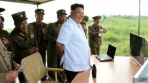 """Corea del Norte prueba """"misil guiado de alta precisión táctica"""""""