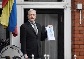 """Críticas a la detención de Assange: """"La mano de la democracia estrangula la libertad"""""""