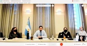 Cubino participó de la 100ª Asamblea del Consejo Federal de Educación