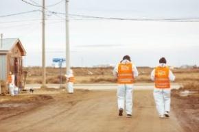 Culminó la etapa de relevamiento del programa Cuidarnos TdF en la Margen Sur de Río Grande