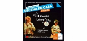 Cultura provincial lanzó el ciclo de teatro Escena en Casa