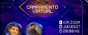 Cultura y Juventud de la provincia invitan a sumarse al Primer Campamento Virtual de promoción de deportes electrónicos
