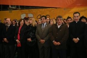 """Día de la Provincia: Arcando pidió a los ciudadanos que """"respeten a las instituciones democráticas"""""""