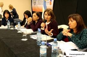 Debaten funcionamiento de Centros de Estudiantes en la Legislatura Provincial